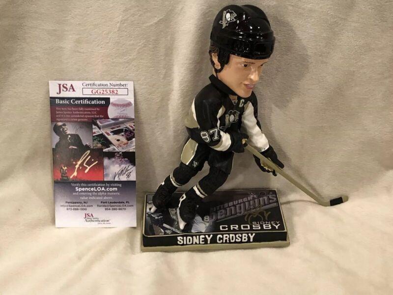 Sidney Crosby Signed 2008 Bobblehead  PITTSBURGH PENGUINS AUTO JSA COA Rare