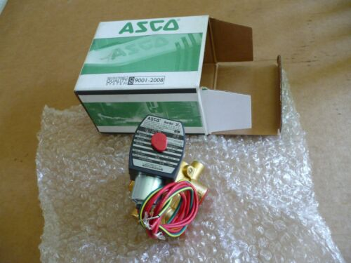 Asco solenoid valve, EF8321G002, 24/DC