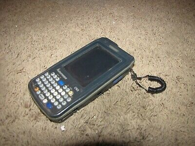 Lot Of 2 Intermec Cn3 Cn3bqh84000e100 Mobile Computer And Barcode Scanner