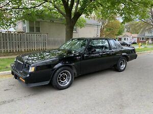 1985 Buick Regal Grand national RARE T-TOP CAR!!!!