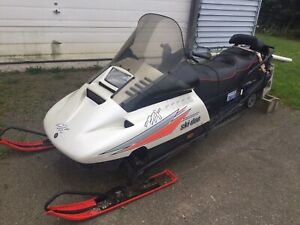 1991 Skidoo MX snowmobile