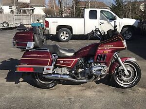 1985 Goldwing Interstate Enfield