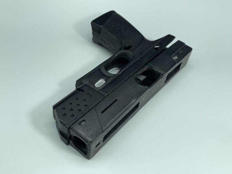 Ghost In The Shell Screen Used Prop Hanka Pistol Casing W/ COA