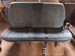 GMC safari Chevrolet astro bench seat