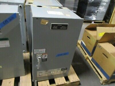 Asco Series 302 Automatic Transfer Switch Wbypass 302c1527nc 150a 208y120v