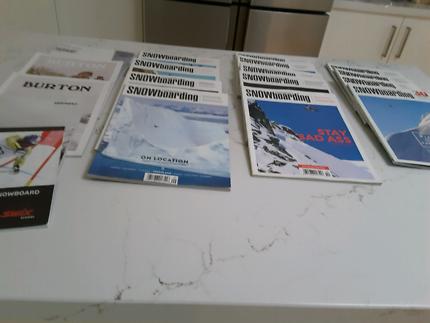 Transworld Snowboarding  Magazines