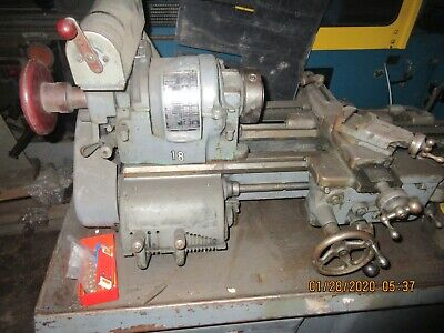 Heavy 10 South Bend Lathe 10 On Cabinet Gunsmith Lathe