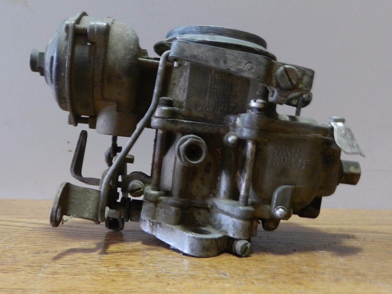 1955-59 Dodge Truck 230ci 6-Cyl 1-BBL Carburetor, Carb 2604S