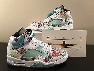 Nike Air Jordan Retro V 5 Wings Size 10.5