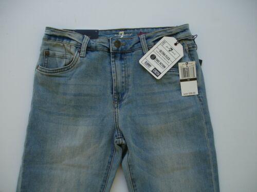 NWT Boy size 14 - 7 for all Mankind Slimmy Stretch Jean in Light wash