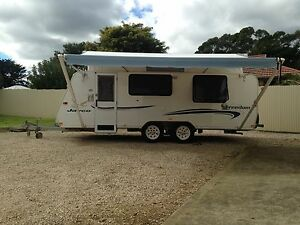 Jayco freedom 17.5 ft Echunga Mount Barker Area Preview