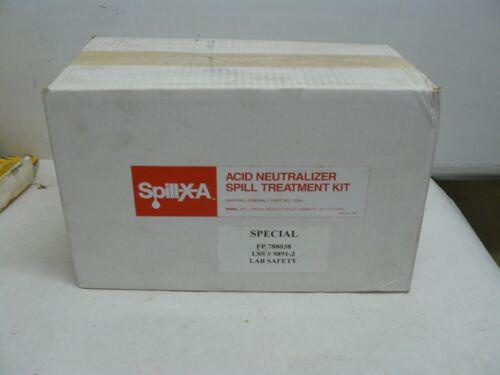 Ansul acid neutralizer spill treatment kit Spill-X-A new