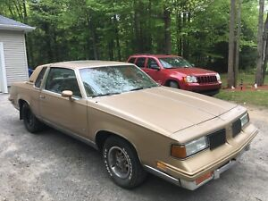 1988 Oldsmobile Cutlass Street & Strip