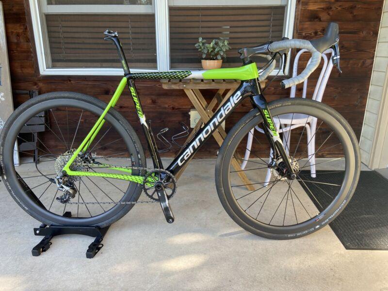 Cannondale SuperX 54, 2017, Sram Force 1 Hydro, Complete Bike Or Frameset