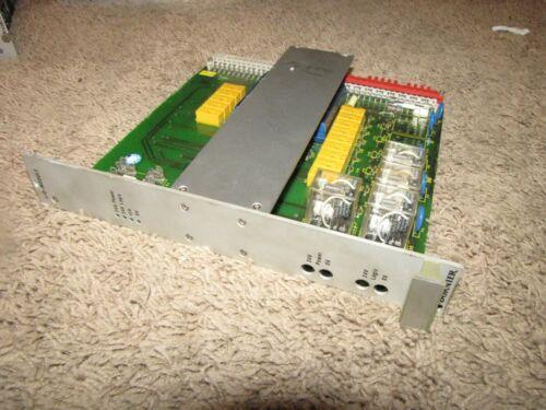 DORNIER I/O Module Model 389045