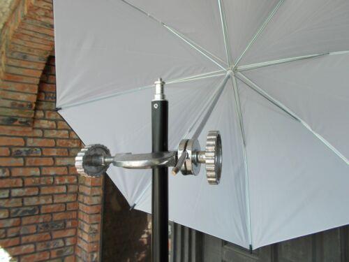 REFLECTASOL Camera Film Umbrella Bracket Larson Enterprises,SP Studio Umbrella