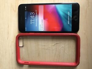 iPhone 6s 32gb with otter box case, no SIM card.