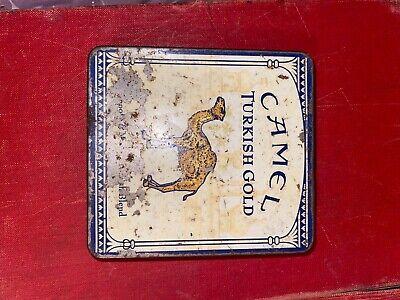 """""""Vintage"""" camel turkish gold cigarette holder"""
