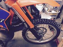 Ktm 380 The Hill Newcastle Area Preview