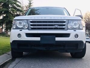 2009 Range Rover sports supercharged