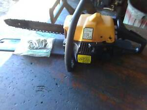 mcculloch chainsaws   Gumtree Australia Free Local Classifieds