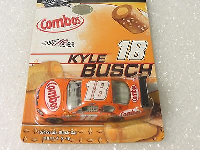 New 18 Kyle Busch Combos 2009 Toyota Camry Cot Hood Winners Circle 1 64 Retail