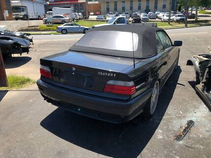 BMW 328I E36 M52 COMPLETE CAR FOR WRECKING Northmead Parramatta Area Preview