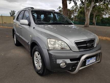 2003 Kia Sorento SUV Traralgon East Latrobe Valley Preview