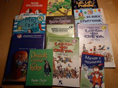 Konvolut Kinderbücher Auf Serbisch Kroatisch
