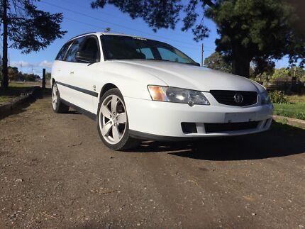 Sale or swap! 2004 VY S2 v6 wagon.  Warrenheip Ballarat City Preview
