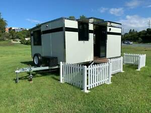 5.9 Meter EXPAND - Portable Building - Studio Apartment on Wheels Arundel Gold Coast City Preview
