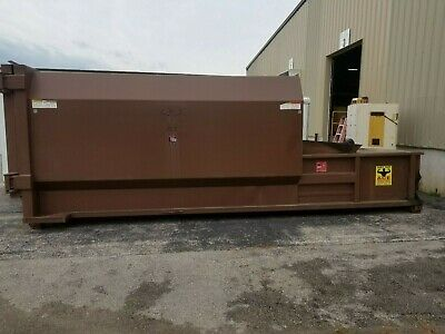 2016 Ace Equipment Co. 30 Cu Yd Self Contained Trash Compactor