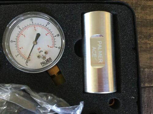 Palmer MPTKR Multi-Thread Water Pressure Tester Residential Kit