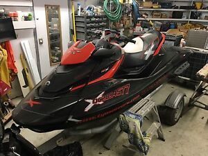 2010 BRP Seadoo rxt 260 supercharged