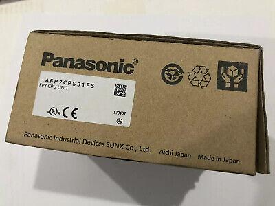 Panasonic Afp7cps31es Fp7 Cpu Unit Nib