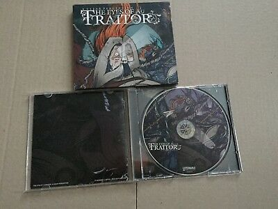 THE EYES OF A TRAITOR 'A Clear Perception' CD SLIPCASE Bring Me the