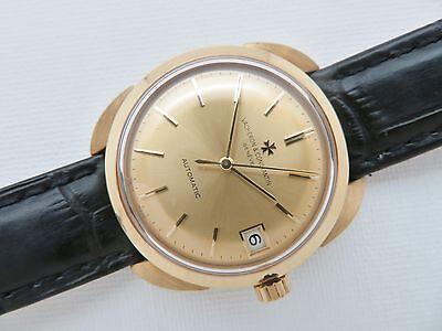 "18K VACHERON & CONSTANTIN ROYAL CHRONOMETER ""BATMAN"" 6694 Wristwatch"