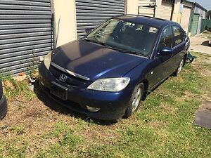 Honda Civic 2005 hybrid auto full opp no rego needs blue slip Sefton Bankstown Area Preview