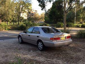Camry 2001 Parramatta Parramatta Area Preview