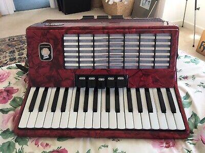piano accordion 72 bass
