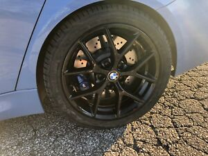 BRAND NEW BMW Winter Wheels and Tires