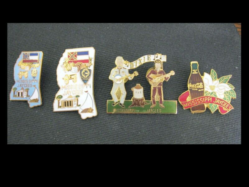 Florida Jaycees Collectible State Outline  Oranges Sammy Seminole Mickey Mouse