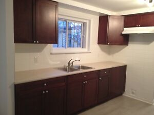 Bachelor 1 1/2 for rent  