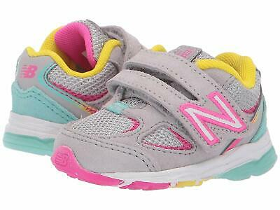 Girls's Sneakers & Athletic Shoes New Balance Kids IO888v2 (Infant/Toddler)