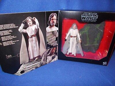 Lot of 5 - STAR WARS C3196 - Black Series - Luke Skywalker action figure, NIB