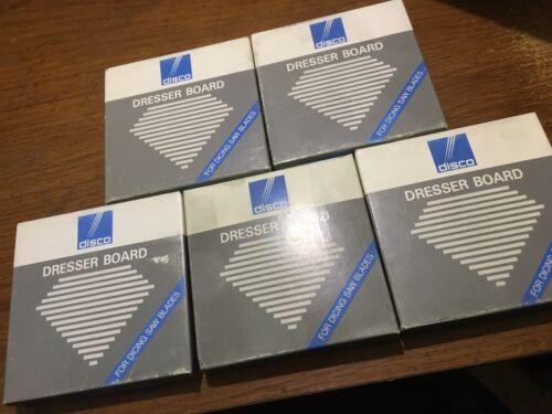 50 DISCO DICING SAW DRESSER BOARD BGCA 0113 75 X 75 X 1.0mm 50 pcs (5 BOXES)