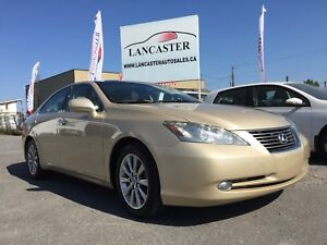 2007 Lexus ES 350 Ultra Premium *Nav/Backup camera/Dual Sunroof*