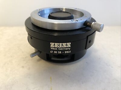 Carl Zeiss Intermediate Tube - No Delamination B