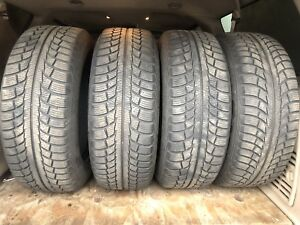 4 Gislaved nord frost5 235/65r17 snow tires