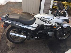 2003 Kawasaki Ninja 500